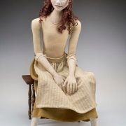 Anne Hord-Heatherly Maid Doll
