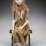 Anne Hord-Heatherly Handmade Doll