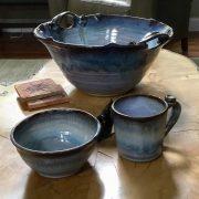 Weaverville pottery