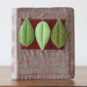 Woven Textile Dust Cover