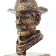 Trail-Boss Sculpture