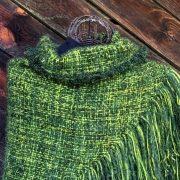 sq front woven textile
