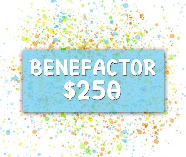 Benefactor Level Donation
