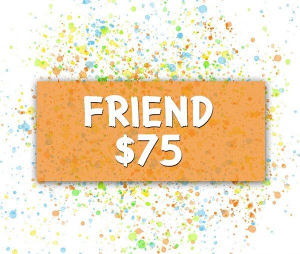 Friend Level Donation