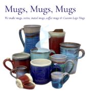 Salvaterra Pottery Handmade Mugs