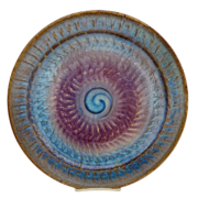 Pottery platter