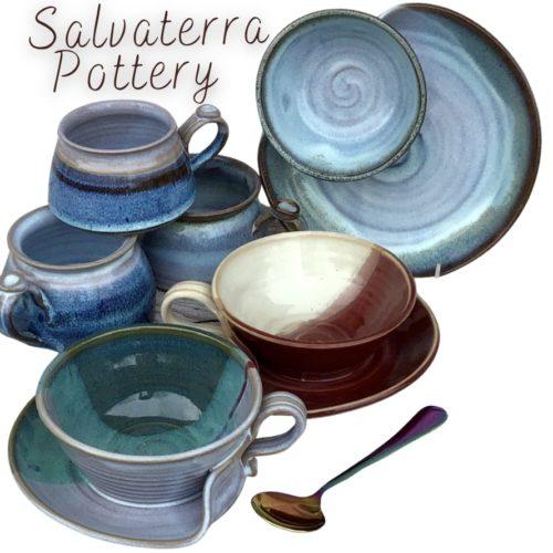 Salvaterra Pottery Weaverville